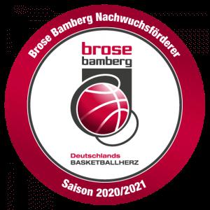 Schlüsselzentrale Heim ist Nachwuchsförderer von Brose Bamberg